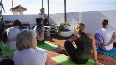 Turnilla Yoga - Marichyasana