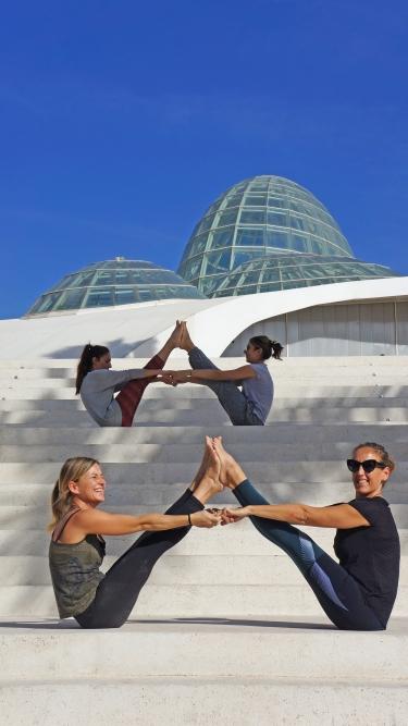 Yoga Estepona - Navasana